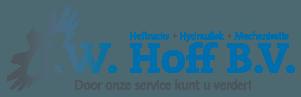 J.W. Hoff B.V. | Heftrucks, hydrauliek en mechanisatie Logo