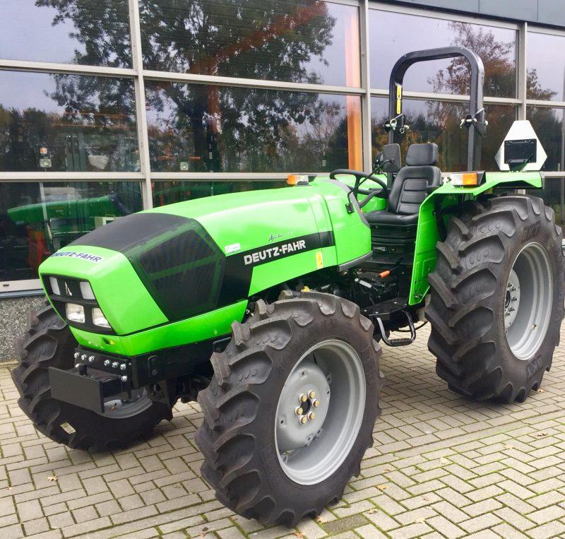 Deutz-Fahr Agrolux 4.80E