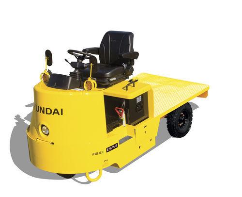 Hyundai 15P electrische tractor / platformwagen